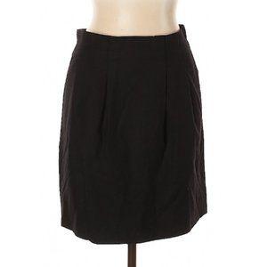 J Crew Wool Blend Bag Skirt